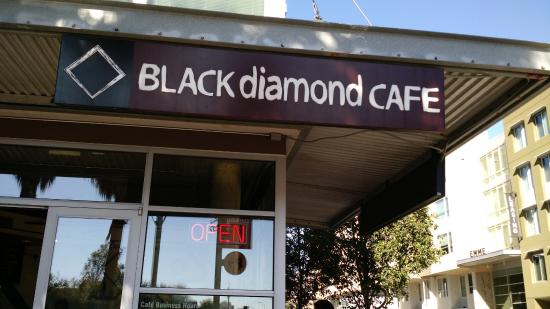 Black Diamond Cafe