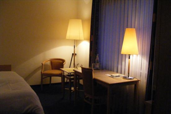 Hotel Waldmühle: bureau