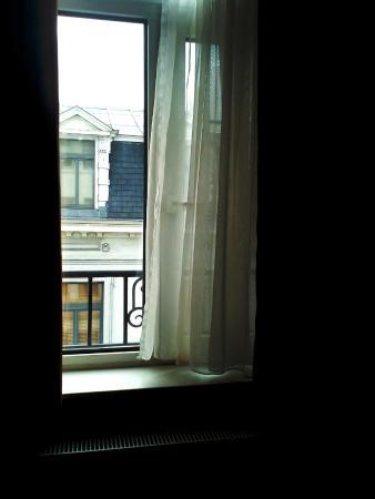 Hotel Mirabeau: inside room!