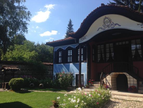 Koprivshtitsa, บัลแกเรีย: Lyutov house