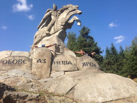 Koprivshtitsa, บัลแกเรีย: Benkovski Monument
