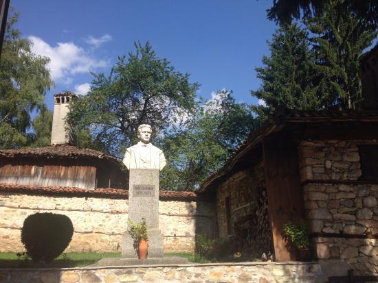 Todor Kableshkov House Museum: Monument inside the house