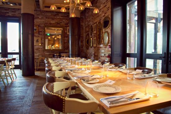 Private Dining Rooms Toronto Cluny Bistro Private Dining Room West For Maximum 48 Guests .