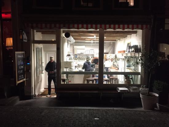 da portare VIA Frans Halsstraat: Vista dall'esterno