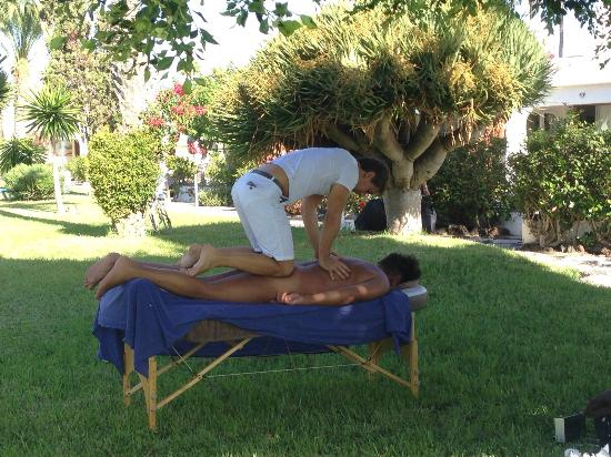 Gran Canaria Massage