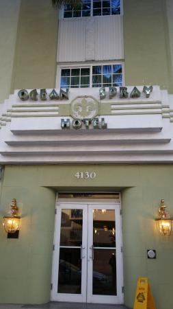 Ocean Spray Hotel: Hotellet