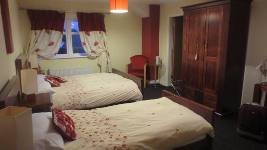 Laragh House: Bedroom