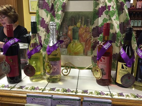 Arrowhead Wine Cellars: photo0.jpg