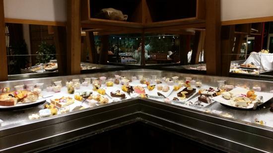 Vienna House Dream Castle Paris: Dessert