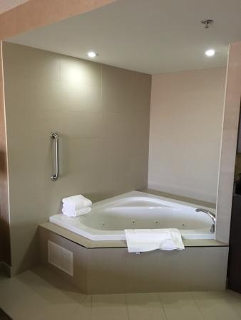 Holiday Inn Express Hotel & Suites Kingston: Bath in Bedroom Suite