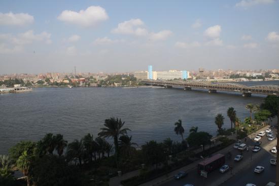 Fairmont Cairo, Nile City: The Nile River