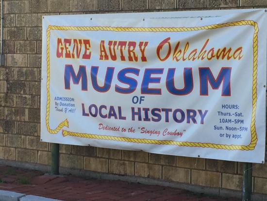 Gene Autry Oklahoma Museum: Reopened