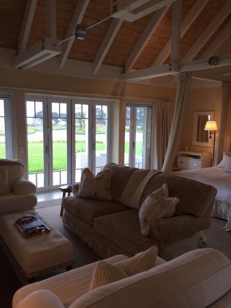 Wharekauhau Country Estate: Room 12