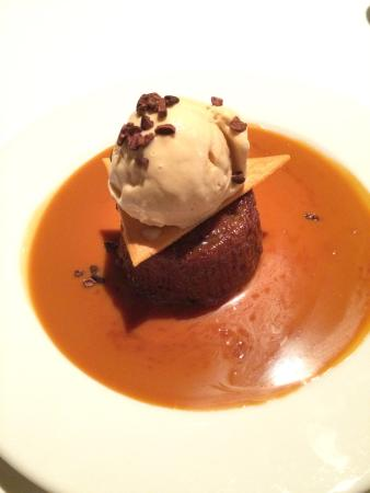Blue Restaurant & Bar: Sticky Toffee Pudding