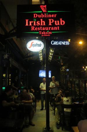 Dubliner Irish Pub Restaurant