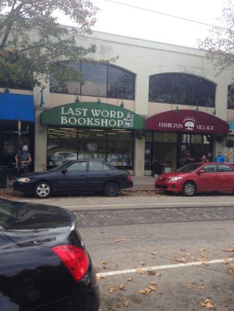The Last Word Bookshop