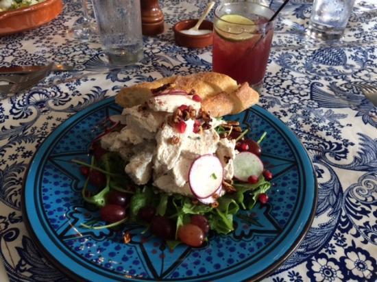 Atenas, GA: Chicken Salad