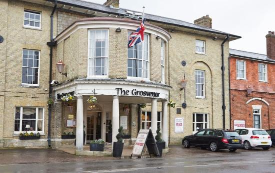Photo of Grosvenor Hotel Stockbridge