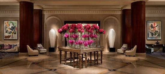 Welcome to The Ritz-Carlton, Dallas