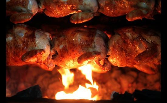 Pollos a la brasa Jose Antonio