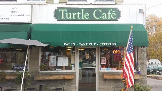 Turtle Cafe Westbrook Ct Menu