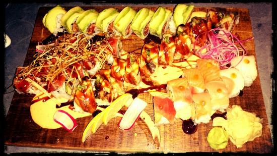 Photo de kyo bar japonais montr al tripadvisor for Aix cuisine du terroir montreal