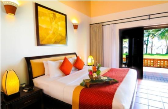 Palm Garden Beach Resort & Spa: Bungalow