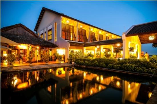 Palm Garden Beach Resort Spa Courtyard