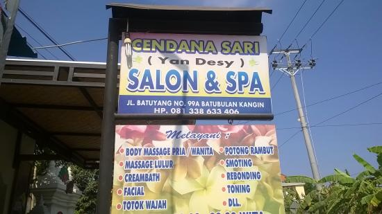 Cendana Sari Salon and Spa