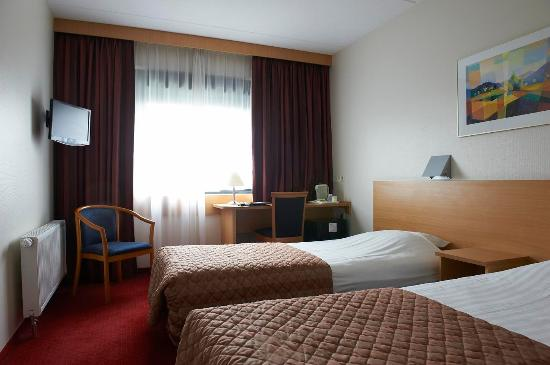 Brielle, Niederlande: Comfort Room