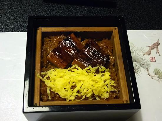 Yanagawa Ohana : 夕食2
