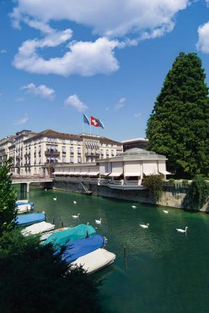 Photo of Baur au Lac Zürich
