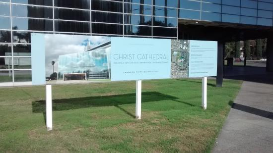 Orange California Picture Of Crystal Cathedral Garden