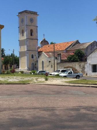 Casa do Capitao: The old chatedral in town