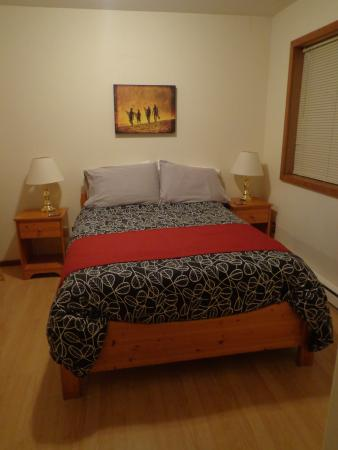 Bedwell Place Guest House: Double bed