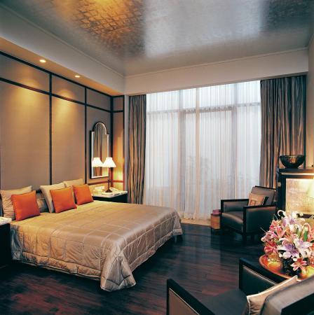 ITC Sonar: Virginia Suite Bedroom