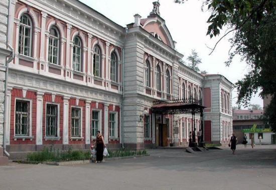 Professor Kozhov Baikal Museum