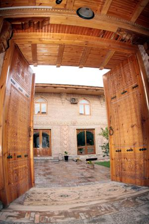 Photo of Hotel Caravan Serail Chorrakha Samarkand