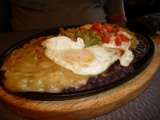 Breeze Inn: Huevos rancheros