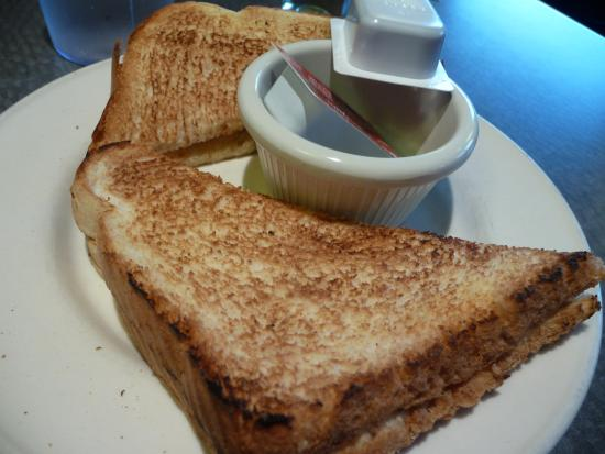 Breeze Inn: Toast