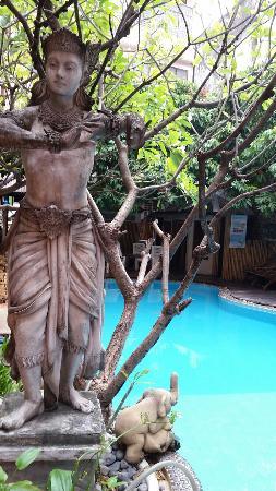 Villa Cha-Cha: הבית שלנו בבנגקוק .