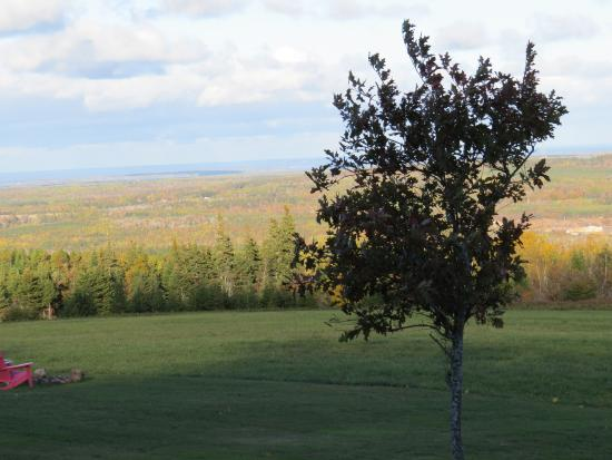 Scotsburn, Canada: View from Chalet