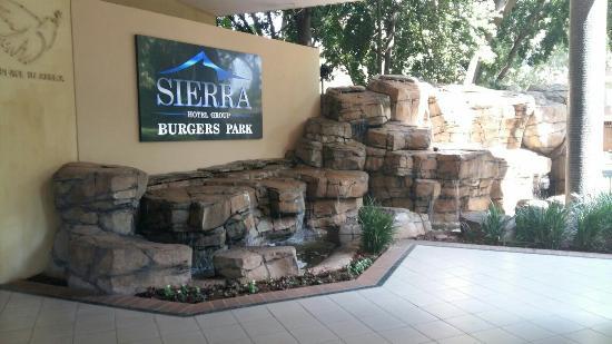 Burgers Park Hotel