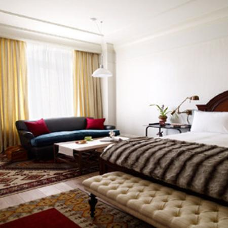 Greenwich Hotel: Superior Room