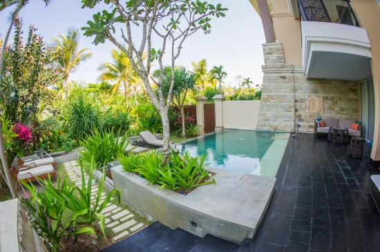plunge pool picture of sofitel bali nusa dua beach resort nusa dua tripadvisor. Black Bedroom Furniture Sets. Home Design Ideas