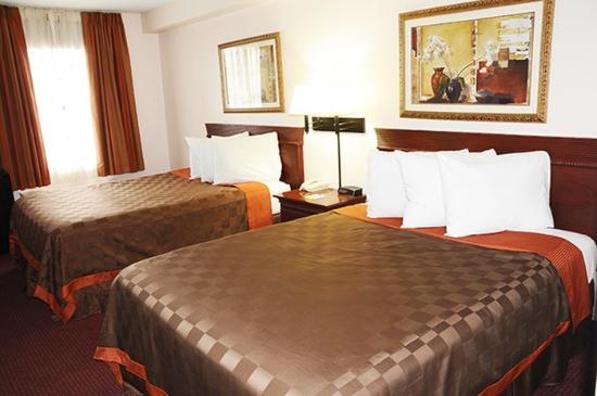 Days Inn San Antonio/Near Lackland AFB: Queen Beds