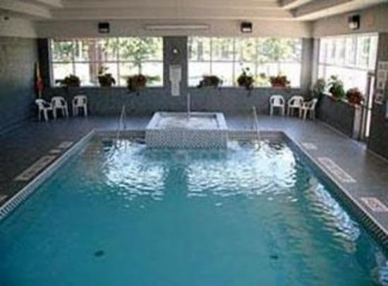 Comfort Inn Lundy's Lane: Pool