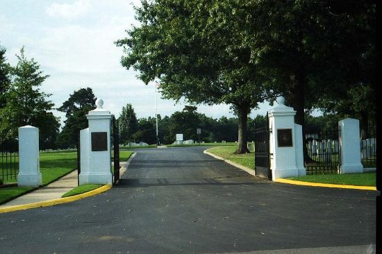 Fort Gibson National Cemetary