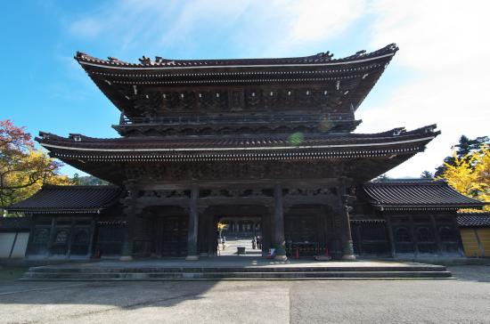Inami Betsuin Zuisen-ji Temple