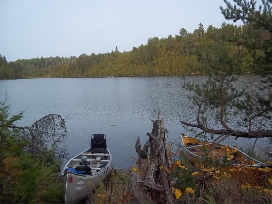 ‪Boundary Waters Canoe Area Wilderness‬